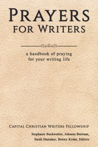 Prayers for Writers book cover